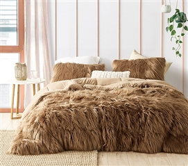Grizzly Bear - Coma Inducer® Full Comforter - Toasted Coconut