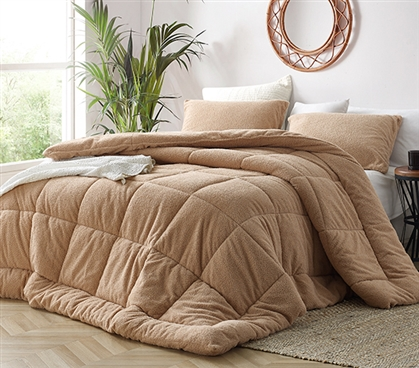 Oh Sweetie - Coma Inducer Twin XL Comforter - Toasted Almond