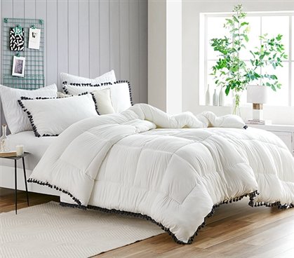 Bare Bottom - Lightly Twin XL Comforter - Cream