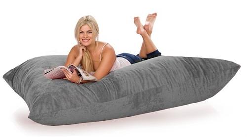 Giant Foam Floor Lounger - Dorm Furniture College Seating