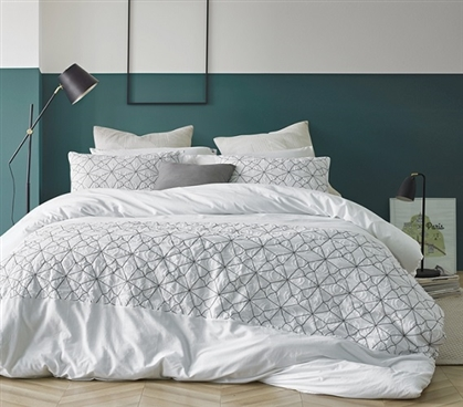 Divinity Textured Twin XL Comforter