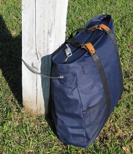 Kyss Bag Locking Safe College Dorm Room Security