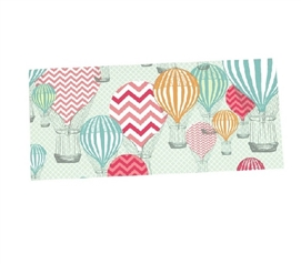 Dorm Essentials Floating Balloons Dorm Desk Mat College Supplies