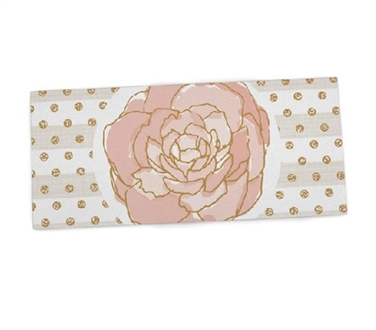 Dorm Essentials Flower Watercolors Dorm Desk Mat Must Have Dorm Items