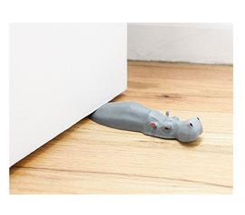 Hippo Dorm Door Stop Dorm Necessities College Supplies