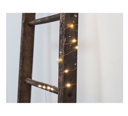 Copper String Battery Lights Dorm Essentials Dorm Room Decor