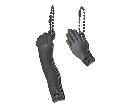 Hand & Foot Nail Clippers - Black