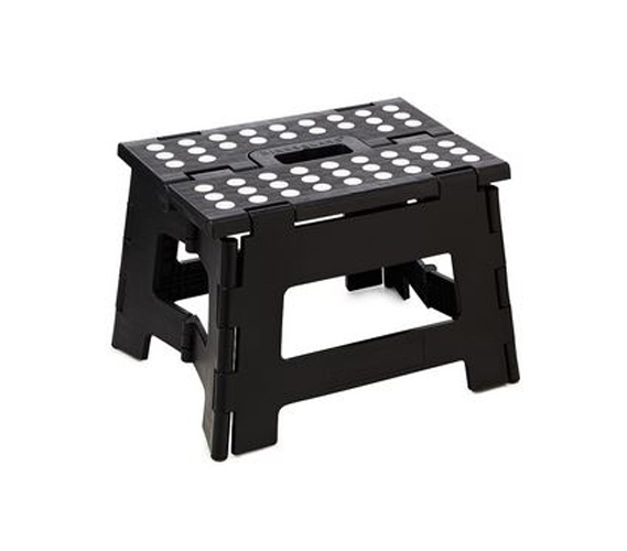 Surprising Dot Loft Bed Step Stool 8 Black Ocoug Best Dining Table And Chair Ideas Images Ocougorg