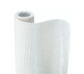 Keep Surfaces Protected - Grip Shelf Liner - Bright White - Useful Dorm Item