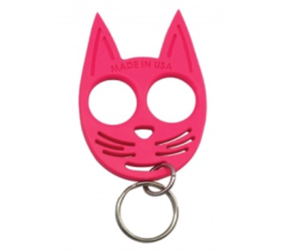 My Kitty Self Defense Keychain Key Chains Rings Cases