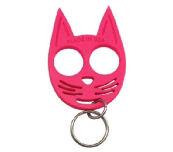 My Kitty Self Defense Keychain