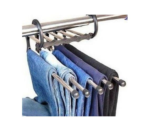 Pants Rack Easy Closet Hanger