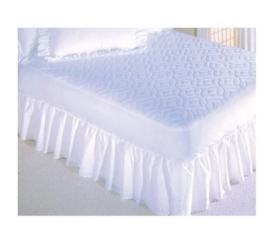 usa made mattress pad 100 cotton top twin xl - Xl Twin Mattress