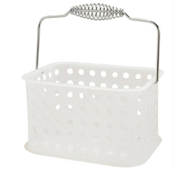 Bath Basket Caddy Dorm room bath supplies