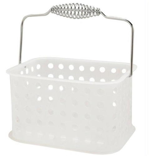 Bath Basket Caddy - College bathroom products necessities for living ...