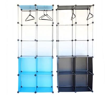Snap Dorm Cubes Clothes Organizer