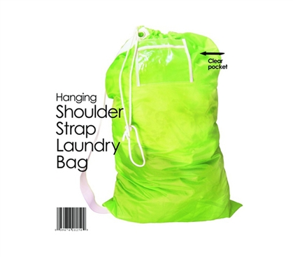 Shoulder Strap Laundry Bag College laundry bags