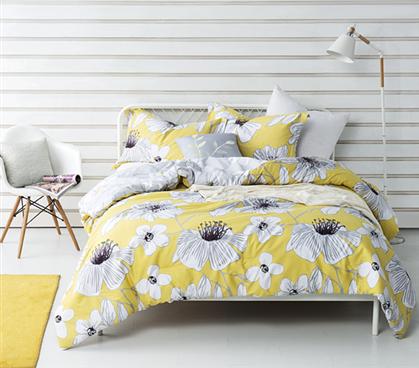Dorm Twin Xl Bedding Dimensions