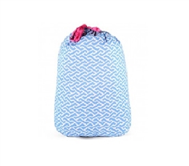 Molly Blue College Laundry Bag Dorm Essentials Laundry Bags for College
