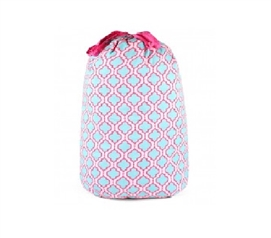Chelsea Aqua - College Laundry Bag Dorm Necessities Laundry Bags for College