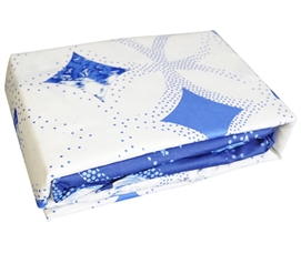Sapphire Peace Twin XL Sheet Set Dorm Bedding Extra Long Twin Sheets