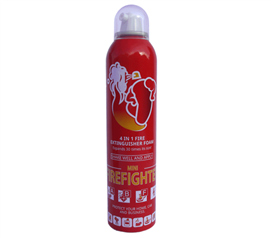 Mini Firefighter - Dorm Room Fire Extinguisher