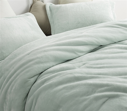 Coma Inducer Twin XL Comforter - Me Sooo Comfy - Hint of Mint