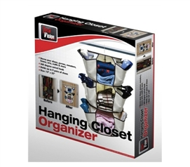 360 Degree Spin Closet Organizer - Cool Dorm Organizer