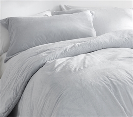 Icelandic Nights - Coma Inducer Twin XL Comforter - Arctic Ice