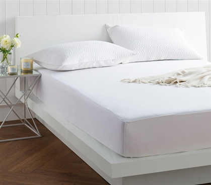 Tencel Allergen Mattress Encasement Cover - Twin XL Mattress Protector