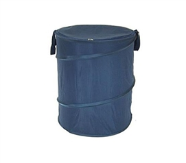 Navy Bongo - Durable Dorm Laundry Hamper