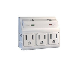 Surge Adapter - 3 Outlets