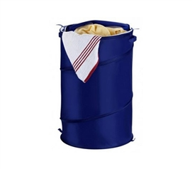 Nylon College Hamper - Cylinder