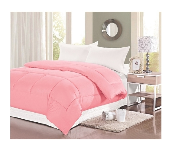 Natural Cotton Twin Xl Comforter College Ave Baby Pink