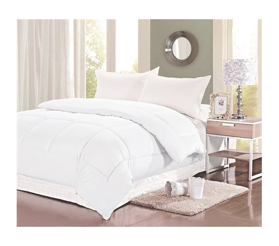 white twin xl comforter Natural Cotton Twin XL Comforter   College Ave   White white twin xl comforter