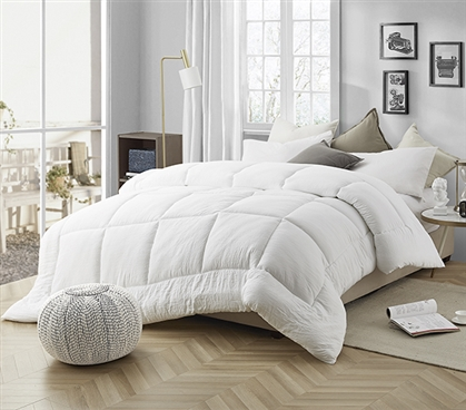 Natural Loft Down Alternative Twin XL Comforter