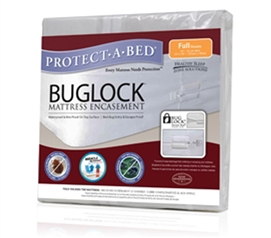 BugLock Twin XL Bed Bug Prevention Encasement Dorm Essentials Twin XL Bedding Dorm Bedding