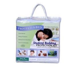 Sleep Easy - Student Bedding Protection Kit Twin XL - Keep That Mattress Covered