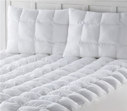 Perfect Fit Magic Loft Pillow - White (Set of 2)