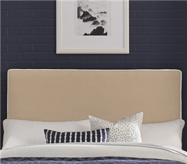 Perfect Fit Square Headboard Pillow - Taupe