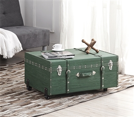 Texture® Brand Trunk - Marble Green