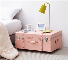 Texture® Brand Trunk - Rose Quartz