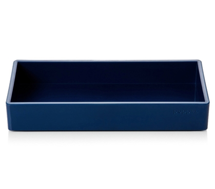 Accessory Tray - Small - Navy College Supplies Dorm Room Decor