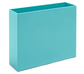File Box - Aqua Dorm Necessities Dorm Organization