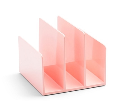 Fin File Organizer - Blush