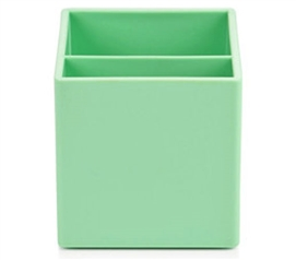 Pen Cup - Mint Dorm Organizers College Supplies Dorm Room Decor