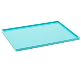 Slim Tray - Large - Aqua