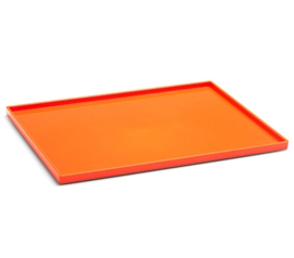 Slim Tray - Large - Orange