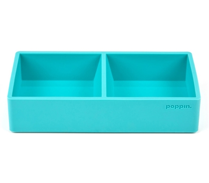 Soft This & That Tray - Aqua Dorm Essentials Dorm Organization Dorm Room Decorations