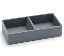 Soft This & That Tray - Dark Gray Dorm Necessities College Supplies